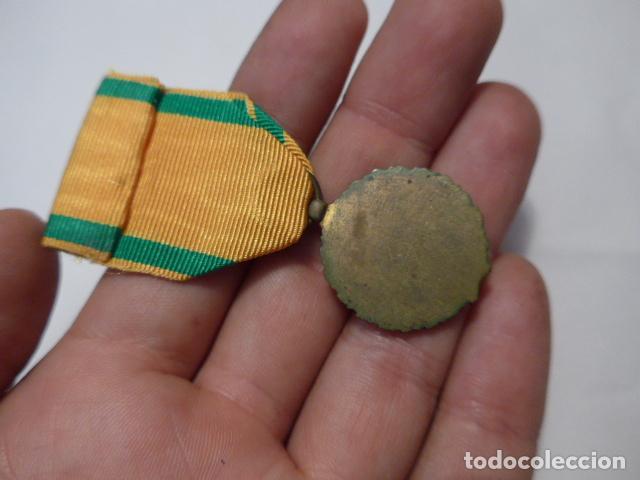 Militaria: * Antigua medalla sufrimiento por la patria, Alfonso XIII - Guerra civil. ZX - Foto 6 - 91650745