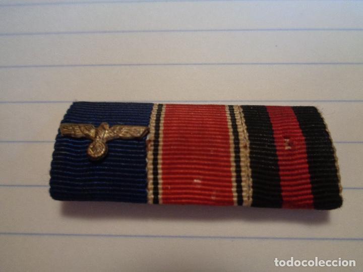 PASADOR ALEMÁN DIVISIÓN AZUL (Militar - Cintas de Medallas y Pasadores)