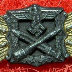 Militaria: HEER PASADOR DE COMBATE CUERPO A CUERPO. NAHKAMPFSPANGE. MEDIDAS: 95 X 27 MM. BICOLOR.. Lote 97728487