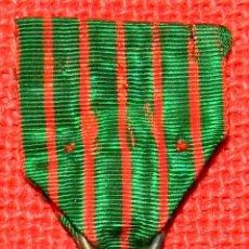 Militaria: ORIGINAL - FRANCIA - MEDALLA MILITAR - CRUZ DE GUERRA - CROIX DE GUERRE - 1914 - 1918. Lote 129001863