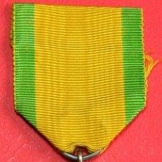 Militaria: ORIGINAL - FRANCIA - GUERRA DE FRANCOPRUSIANA 1870 - MILITAR - VALOR Y DISPLINA. Lote 54556465