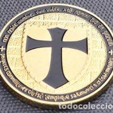 Militaria: MEDALLA CRUZ ORDEN DEL TEMPLE. TEMPLARIO. Lote 158740144