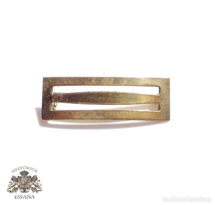 PASADOR DE MEDALLAS PARA CINTA DE 3 CM DE LARGO (Militar - Cintas de Medallas y Pasadores)