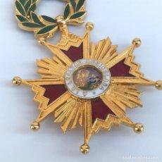 Militaria: CRUZ DE OFICIAL DE LA ORDEN DE ISABEL LA CATÓLICA. ÉPOCA DE FRANCO.. Lote 123410319