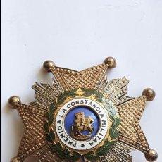 Militaria: PLACA ORDEN DE SAN HERMENEGILDO. AÑOS 80.. Lote 94363094