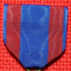 Militaria: MEDALLA ORIGINAL UNITED STATES NAVY / USA. MEDALLA POR LA CAMPAÑA DE FILIPINAS. 1899.DIM. 78 X 33 MM. Lote 98485723