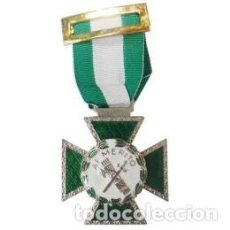 Militaria: MEDALLA AL MÉRITO DE LA GUARDIA CIVIL CON DISTINTIVO BLANCO. Lote 121656486