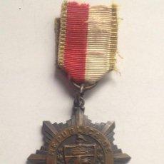 Militaria: MEDALLA 30 ANIVERSARIO GUERRA DE CUBA. 1898-1902. ESPAÑA – ESTADOS UNIDOS. 1928. LA HABANA. VETERANO. Lote 95073787
