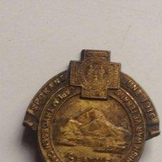 Militaria: MEDALLA GUERRA DE CUBA. 1898-1902. ESPAÑA – ESTADOS UNIDOS. 1916. SEATTLE. VETERANO. Lote 95074067