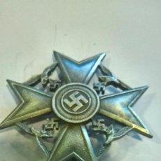 Militaria: MILITAR ALEMANIA INSIGNIA LEGION CONDOR PLATEADA SIN ESPADAS. Lote 176319059