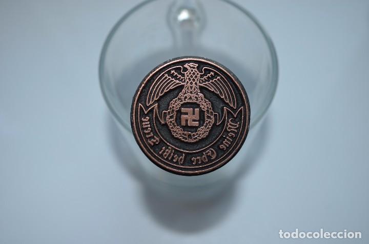 WWII GERMAN STAMP MEINE EHRE HEISST TREUE (Militar - Reproducciones y Réplicas de Medallas )