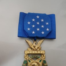 Militaria: MEDALLA DE HONOR CONGRESO ESTADOS UNIDOS REPLICA. Lote 95580052