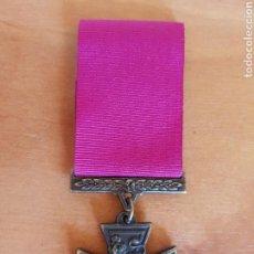 Militaria: MEDALLA INSIGNIA FOR VALOUR REINA VICTORIA ENGLAND REPLICA. Lote 95815992