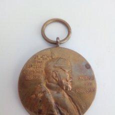 Militaria: ALEMANIA PRUSIA MEDALLA DEL CENTENARIO DEL KAISER WILHELM GUILLERMO I 1797 1897. Lote 95994914
