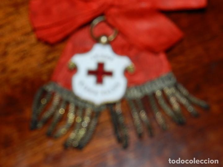 Militaria: Medalla Cruz Roja Española para Damas, 1912, epoca de Alfonso XIII. Rara y excepcional - Foto 3 - 96755335