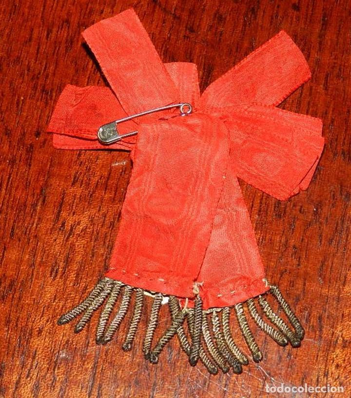 Militaria: Medalla Cruz Roja Española para Damas, 1912, epoca de Alfonso XIII. Rara y excepcional - Foto 5 - 96755335