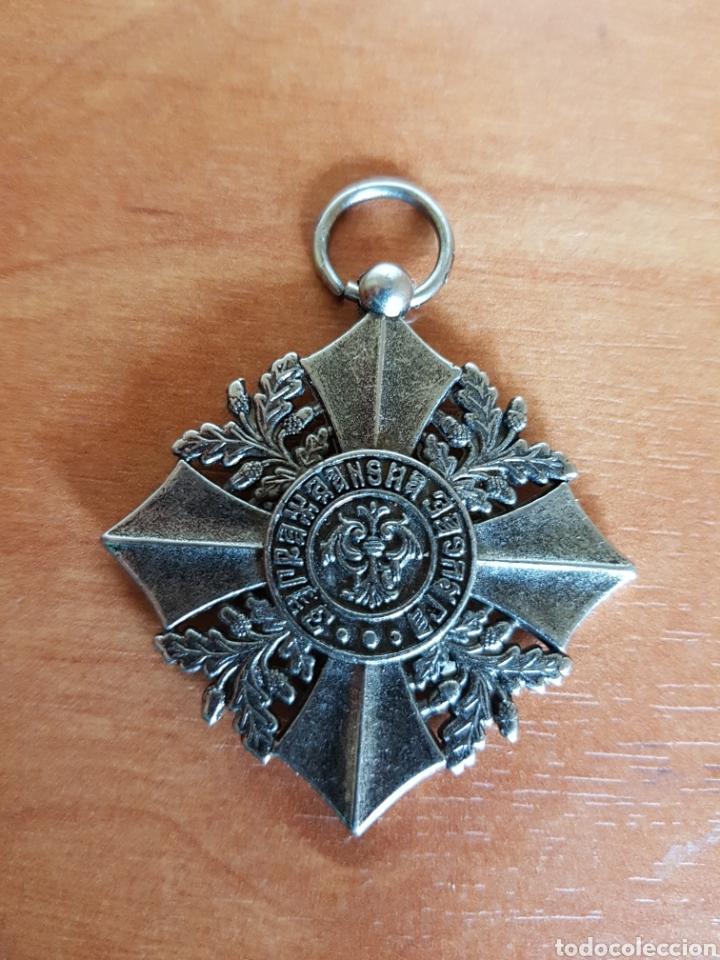 MEDALLA AL MÉRITO MILITAR 1891 BULGARIA REPLICA (Militar - Reproducciones y Réplicas de Medallas )