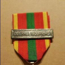 Militaria: WW2. FRANCIA. CRUZ DE GUERRA COMBATIENTE VOLUNTARIO 1939 1945. Lote 97093171