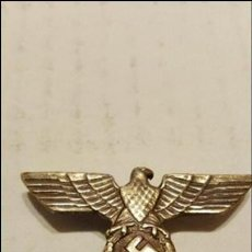 Militaria: ALEMANIA. III REICH. PASADOR REPETICION CRUZ HIERRO PRIMERA CLASE. Lote 97339279