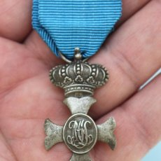 Militaria: MEDALLA ORDEN DE MARIA ISABEL LUISA 1833-1868. Lote 97372607