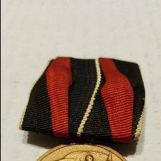 Militaria: WWII. ALEMANIA. MEDALLA ANEXION CHECOSLOVAQUIA. PASADOR DE GALA. Lote 97479123
