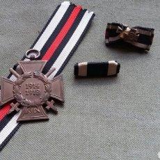 Militaria: LOTE CRUZ HINDENBURG.. Lote 97522315
