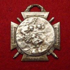 Militaria: MEDALLA AÑO 1916. PRIMERA GUERRA MUNDIAL FRANCIA. BATALLA VERDUN.. Lote 97826746