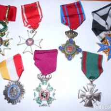 Militaria: LOTE DE MEDALLAS LOTE 1. Lote 97909883