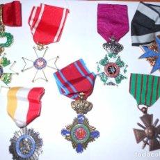 Militaria: LOTE DE MEDALLAS 2. Lote 97910147