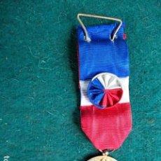 Militaria: MEDALLA FRANCESA DEL TRABAJO . Lote 98109871