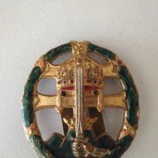 Militaria: MEDALLA INSIGNIA HUNGARA SEGUNDA GUERRA MUNDIAL 1941. Lote 98420907