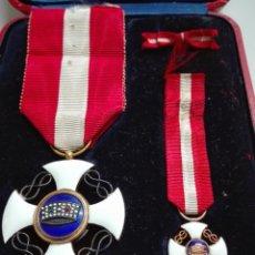 Militaria: ORDEN DE LA CORONA DE ITALIA. Lote 98600251