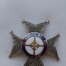 Militaria: PLACA DE 1ª CLASE ORDEN DE SAN FERNANDO 1856-1920. Lote 98717183