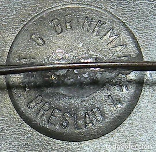 Militaria: Kriegs Opfer 2. Ostd. Treffen Breslau 3.6.1934. Diametro: 60 mm. - Foto 3 - 98874791