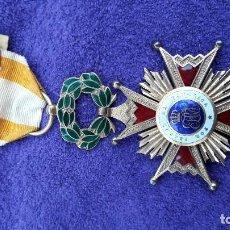 Militaria: ENCOMIENDA DE LA ORDEN DE ISABEL LA CATOLICA. Lote 98953019