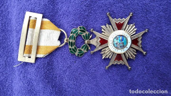 Militaria: Encomienda de la orden de Isabel la Catolica - Foto 2 - 98953019