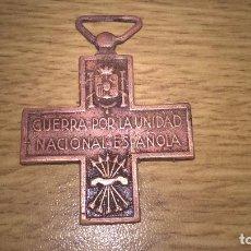 Militaria: GUERRA CIVIL. MEDALLA ITALIANA . GUERRA POR LA UNIDAD NACIONAL ESPAÑOLA. Lote 73451315