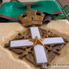 Militaria: ENCOMIENDA DE LA ORDEN AL MERITO DE LA REPÚBLICA ITALIANA.. Lote 99106067
