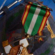 Militaria: CRUZ DEL MÉRITO POLICIAL. DISTINTIVO BLANCO.. Lote 99354371