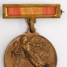 Militaria: MEDALLA CONMEMORATIVA DE LA GUERRA CIVIL ALZAMIENTO 18 DE JULIO 1936 VICTORIA 1 DE ABRIL DE 1939. Lote 99516335