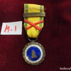 Militaria: MEDALLA SUFRIMIENTO POR LA PATRIA , MAJADAHONDA 11-01-1939. Lote 99715939