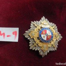 Militaria: MEDALLA PLACA DE LA GRAN CRUZ AL MERITO EN CAMPAÑA. Lote 99717591