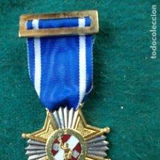 Militaria: MEDALLA AYUNTAMIENTO DE MADRID 25 AÑOS DE SERVICIO POLICÍA LOCAL. Lote 100571323