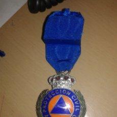 Militaria: MEDALLA SEGUNDA CLASE AL MERITO PROTECCION CIVIL. Lote 101362762