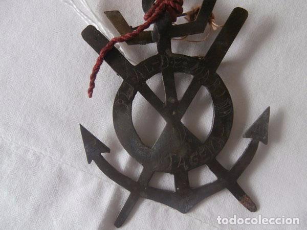 Militaria: MEDALLA HOSPITAL DE MARINA CARTAGENA - Foto 3 - 101026511