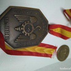 Militaria: FALANGE MEDALLA DEPORTES 1944. Lote 101794247