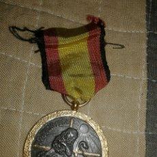 Militaria: MEDALLA CONDECORACIÓN 17 DE JULIO 1936 CAMPAÑA GUERRA CIVIL. Lote 101925755