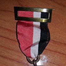 Militaria: CONDECORACION ORDEN INSTITUTO NACIONAL DE INDUSTRIA, CATEGORIA BRONCE, EPOCA FRANCO. Lote 102102235