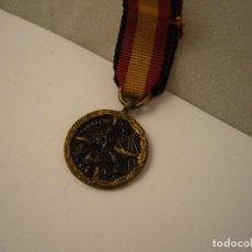 Militaria: MINIATURA MEDALLA DE LA CAMPAÑA 1938 - ESPAÑA - LEGION CONDOR, GUERRA CIVIL ESPAÑOLA Y. Lote 103085319