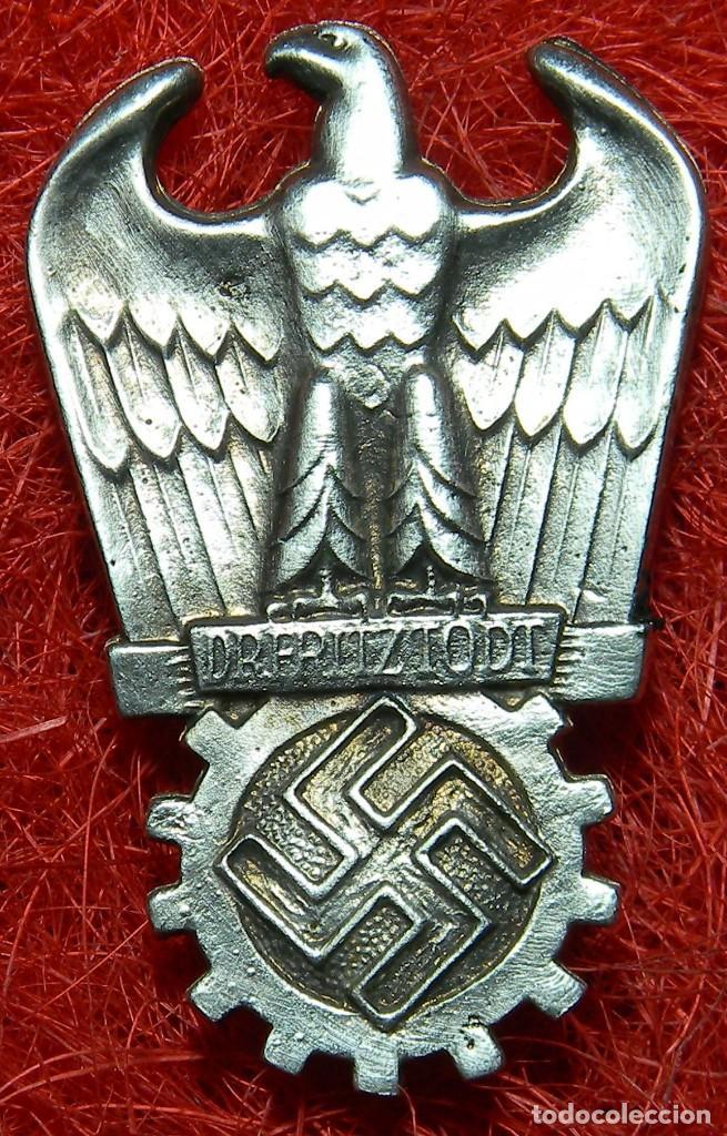 Militaria: Insignia Dr. Fritz Todt Prize. Medidas 65 x 40 mm. - Foto 2 - 103487459
